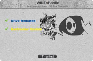 Enlarge WiNToBootic Screenshot