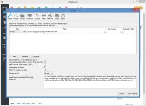 Enlarge MediaElch Screenshot