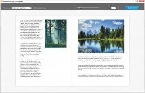 Enlarge BookWright Screenshot