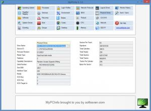 Enlarge MyPCInfo Screenshot