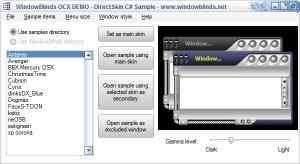 Enlarge DirectSkin Screenshot