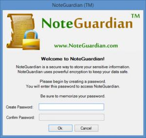 Enlarge NoteGuardian Screenshot
