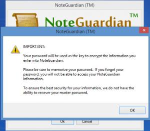 Enlarge NoteGuardian Screenshot