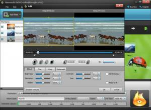 Enlarge Aiseesoft DVD Creator Screenshot