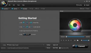 Enlarge Aiseesoft Video Converter Ultimate Screenshot