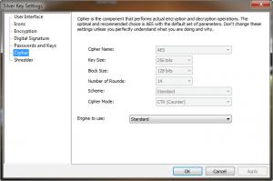 Enlarge Silver Key Free Edition Screenshot