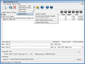 Enlarge Hanso Converter Screenshot
