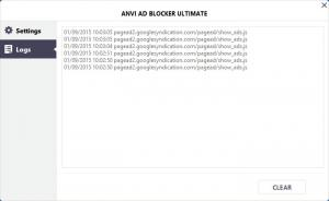 Enlarge Anvi AD Blocker Ultimate Screenshot
