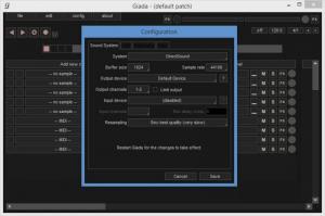 Enlarge Giada Screenshot