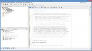 Enlarge NetBeans IDE Screenshot