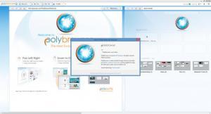 Enlarge PolyBrowser Screenshot