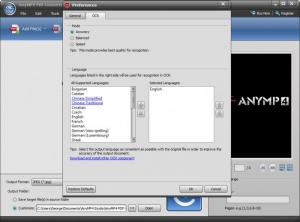 Enlarge AnyMP4 PDF Converter Ultimate Screenshot