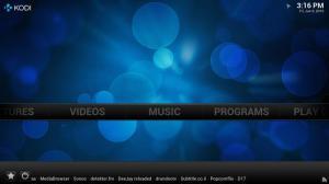 Enlarge Kodi Screenshot