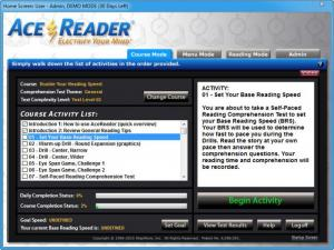 Enlarge AceReader Screenshot