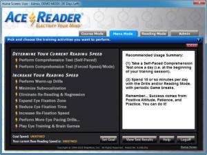 Enlarge AceReader Screenshot