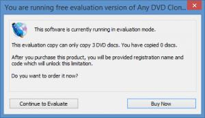 Enlarge Any DVD Cloner Screenshot