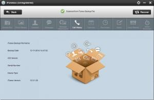 Enlarge iFonebox Screenshot