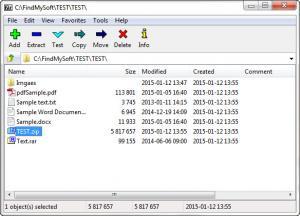 Enlarge Easy 7-Zip Screenshot