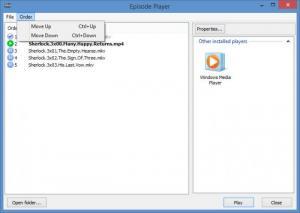 Enlarge EpisodePlayer Screenshot