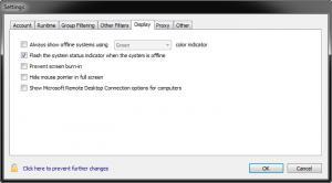Enlarge Pulseway Dashboard Screenshot