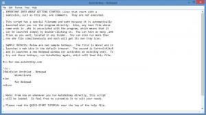 Enlarge AutoHotkey Screenshot