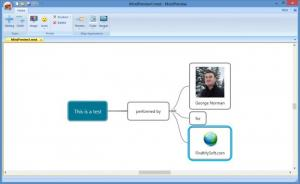 Enlarge MindPreview Screenshot
