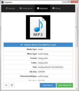Enlarge iSedora Media Server Screenshot