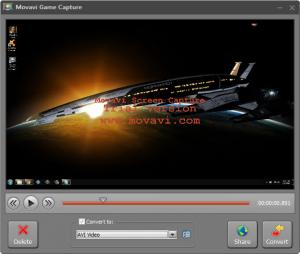 Enlarge Movavi Game Capture Screenshot