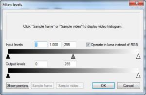 Enlarge VirtualDub Screenshot