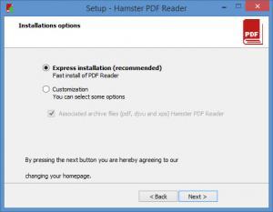 Enlarge Hamster PDF Reader Screenshot