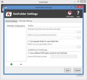 Enlarge HotFolder Screenshot