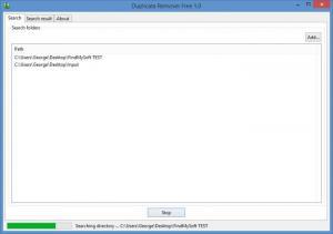 Enlarge Duplicate Remover Free Screenshot