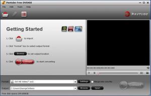 Enlarge Pavtube Free DVDAid Screenshot
