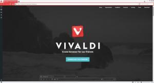 Enlarge Vivaldi Screenshot