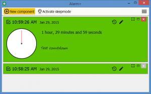 Enlarge Alarm+ Screenshot