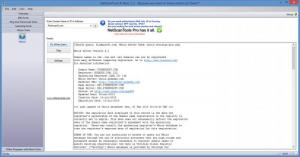 Enlarge NetScanTools Screenshot