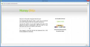 Enlarge MoneyBrio Screenshot