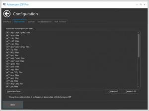 Enlarge Ashampoo ZIP Pro Screenshot