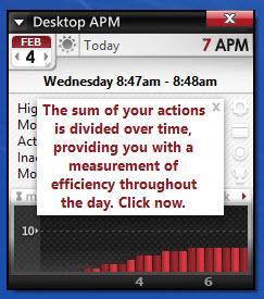 Enlarge Desktop APM Screenshot