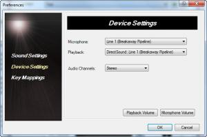 Enlarge DJ Streamer Screenshot