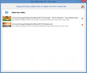 Enlarge Easy HTML5 Video Screenshot