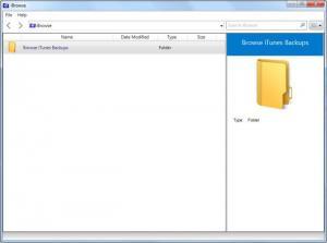 Enlarge iBrowse Screenshot