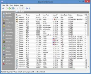 Enlarge Essential NetTools Screenshot