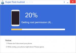 Enlarge Super Root Android Screenshot