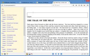 Enlarge EPUBReader Screenshot