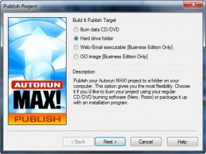 Enlarge Autorun MAX! Screenshot