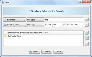 Enlarge VX Search Screenshot