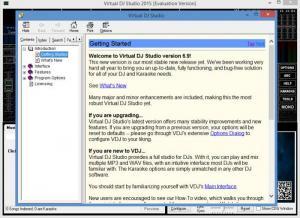 Enlarge Virtual DJ Studio Screenshot