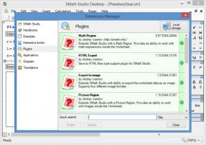 Enlarge SMath Studio Screenshot