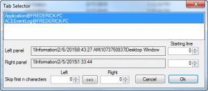 Enlarge TailExpert Screenshot